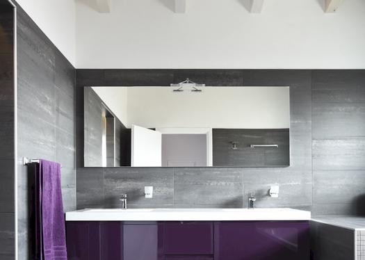 Badkamerspiegel op maat spiegels voorbeelden for Spiegels op maat