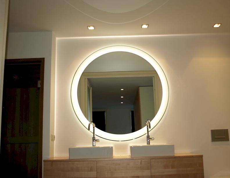 led spiegel den haag badkamerspiegel met led voorbeelden