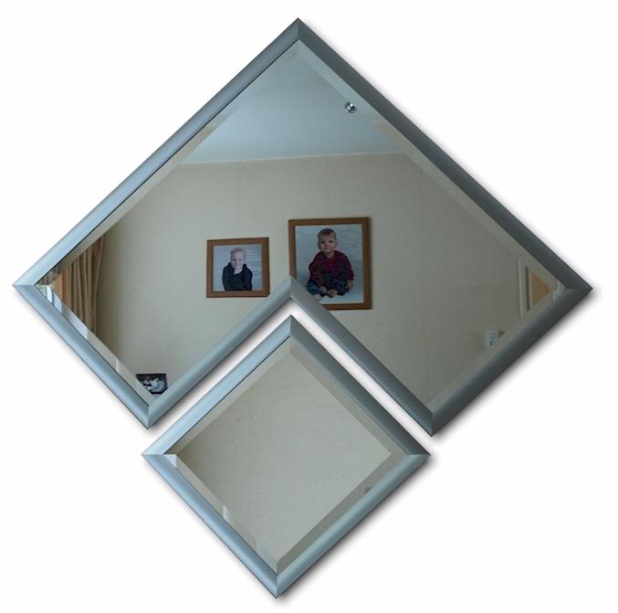 Spiegels op maat wandspiegels badkamerspiegels en halspiegels voorbeelden - Moderne spiegels ...