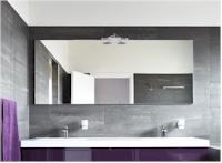 Grote spiegel zonder lijst. good spiegel erosie teak x with grote