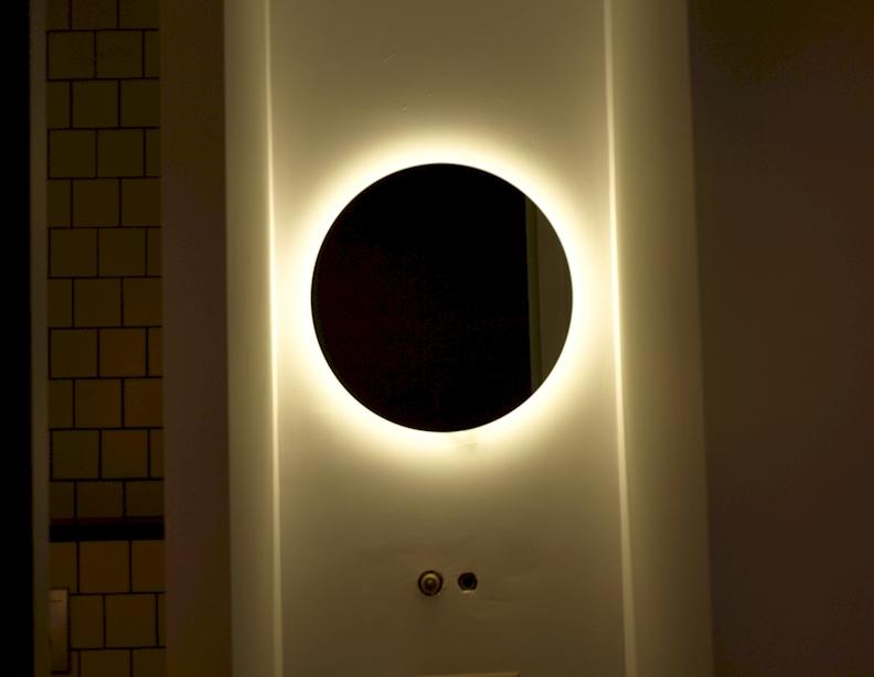 Grote Ronde Spiegel : Een spiegel voor uw slaapkamer barokspiegel