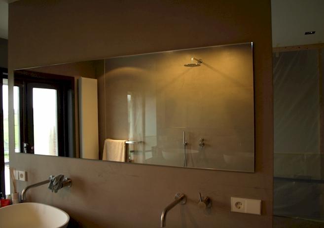 LED spiegel Amstelveen. Badkamerspiegel met LED