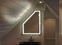 LED spiegel - Badkamerspiegel met LED voorbeelden