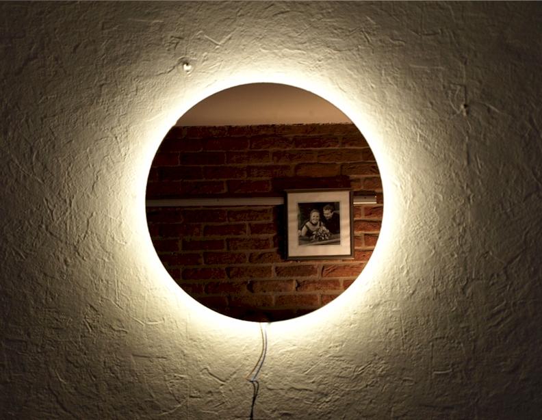 LED spiegel op maat