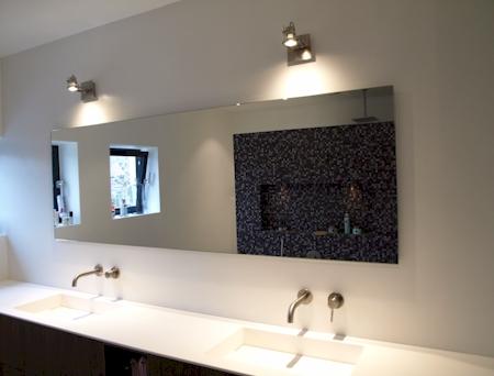 Spiegel op maat zevenaar for Ronde spiegel op maat