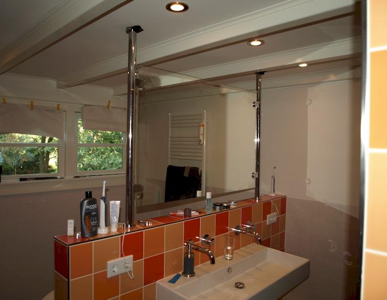 Spiegels Op Maat : Spiegels op maat wandspiegels badkamerspiegels en halspiegels