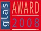Glass award - GlassTec 2008